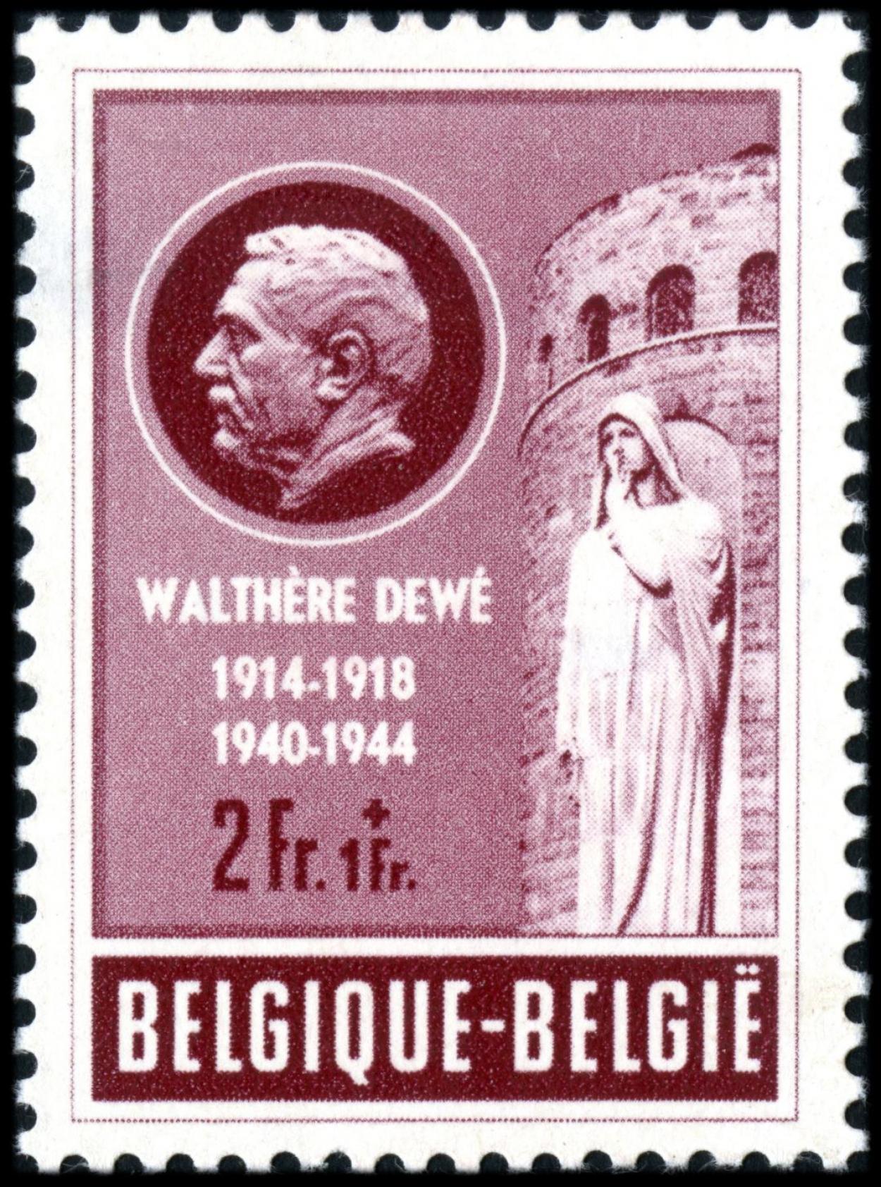 Walthère Dewé