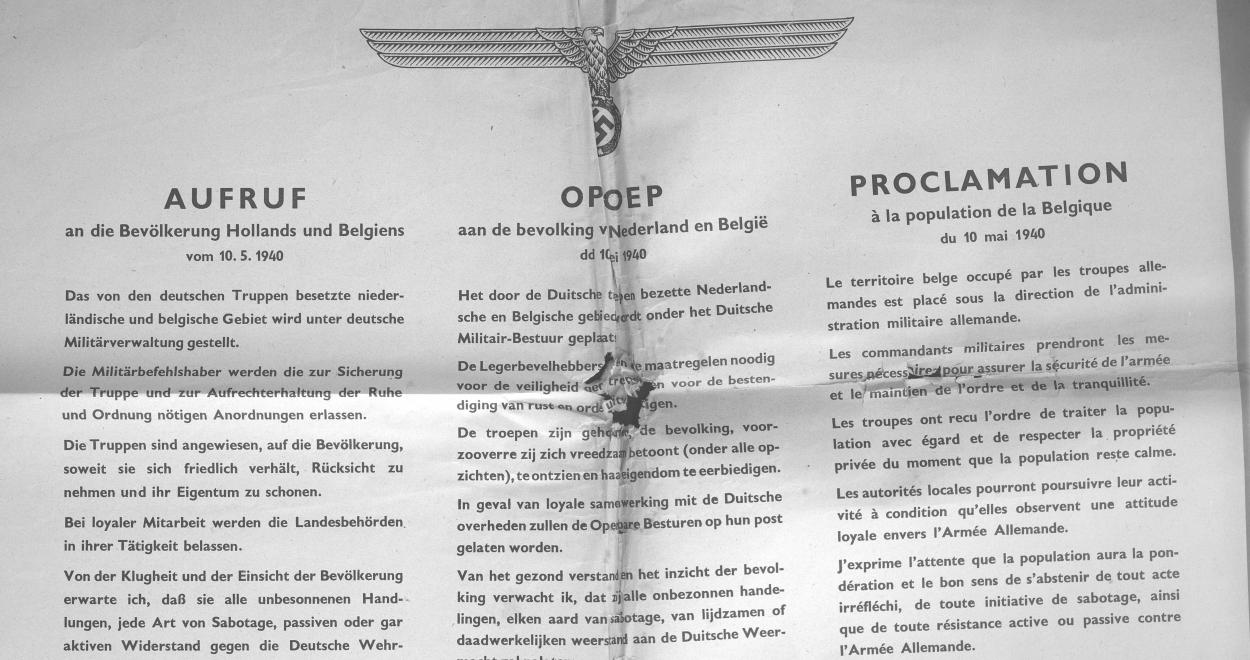 Duitse Justitie_Oproep NL FR DE