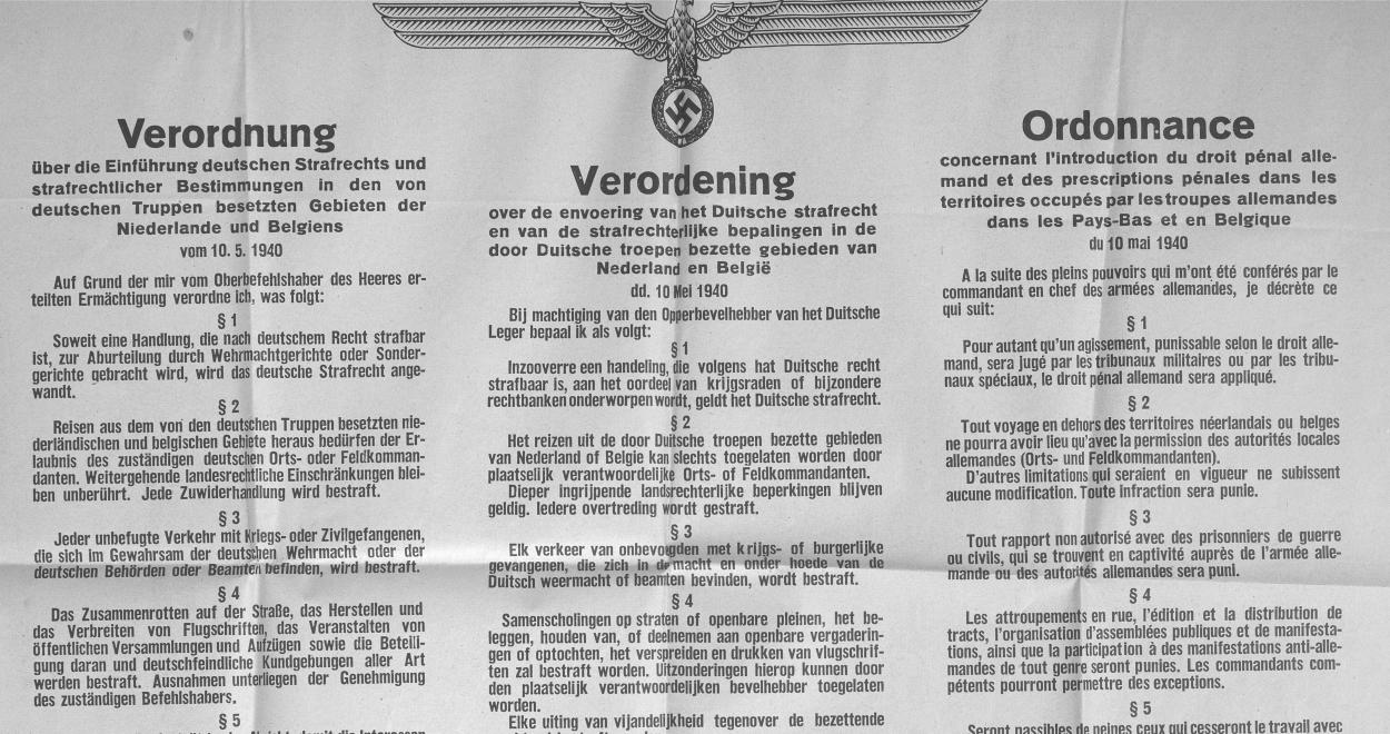 Duitse Justitie_Verordening NL FR DE