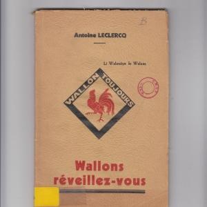bab1894_wallons-rAveillez-vous_leclercq_voorblad
