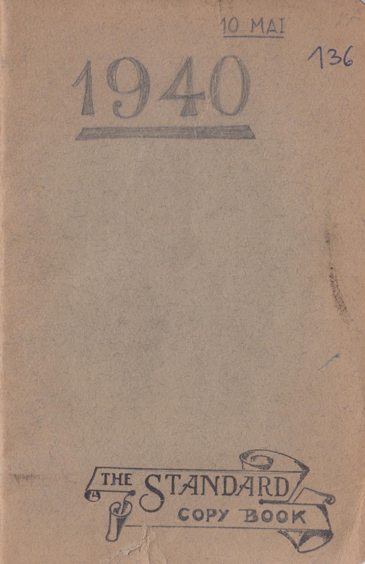 belvirmus_FRANCOIS BERDONDINI_journal intime 1940 1