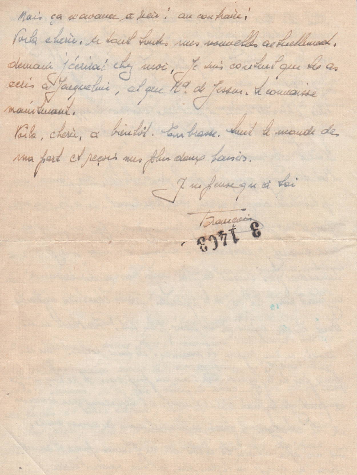 belvirmus_FRANCOIS BERDONDINI_lettre 3