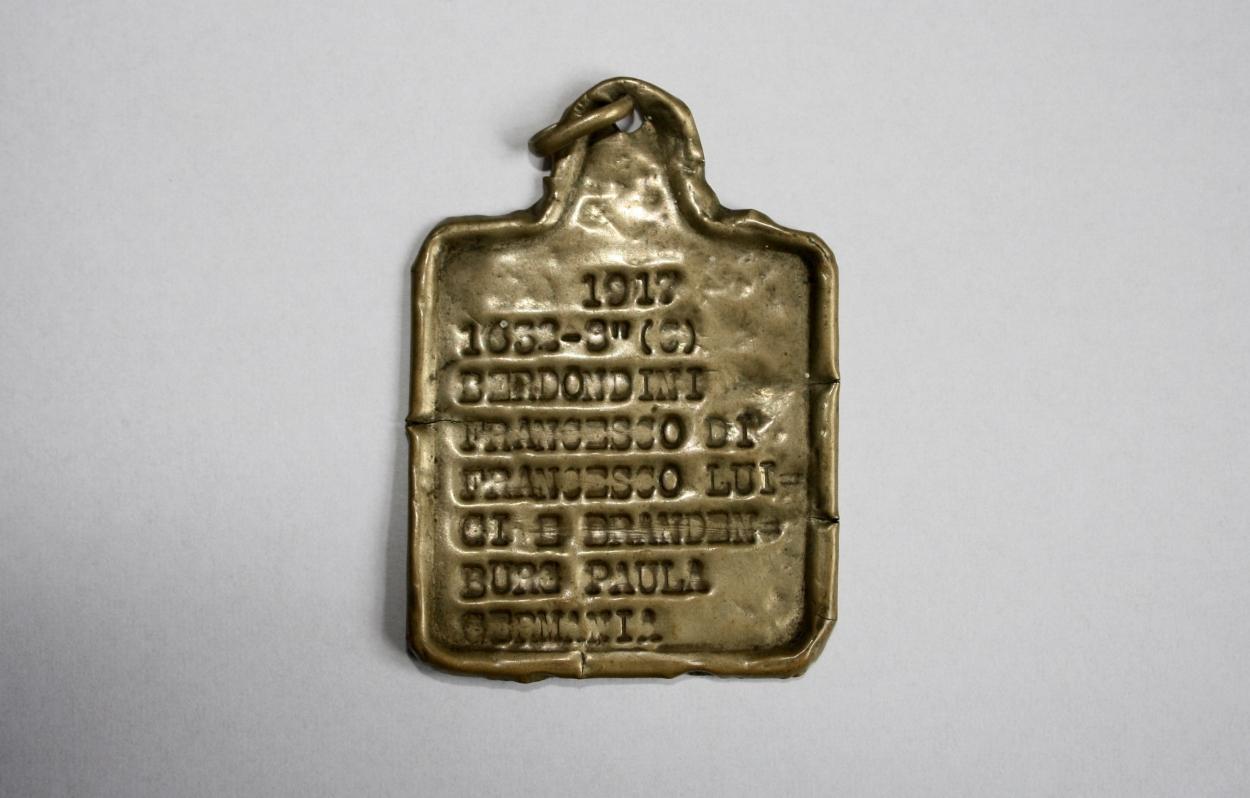 belvirmus_FRANCOIS BERDONDINI_plaque soldat italie