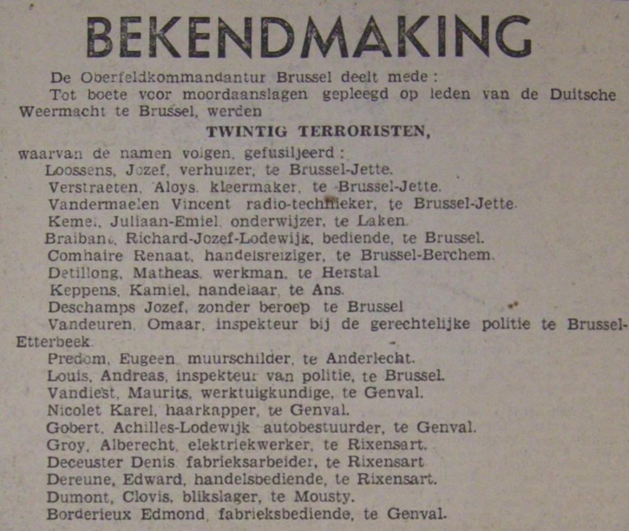 Predom_Laatste Nieuws 15 januari 1943