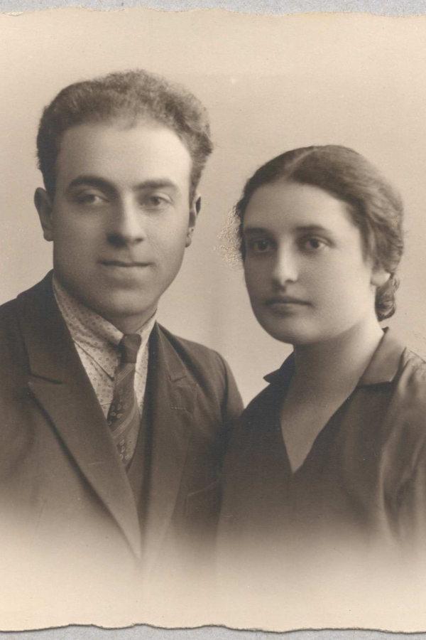 Hertz Jospa et Hawa Groisman