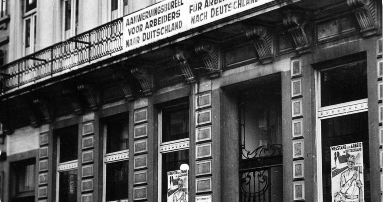 Office national du travail belgium wwii - Office national de l emploi bruxelles ...