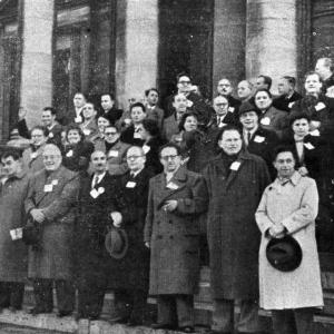 Centraal comité KPB.